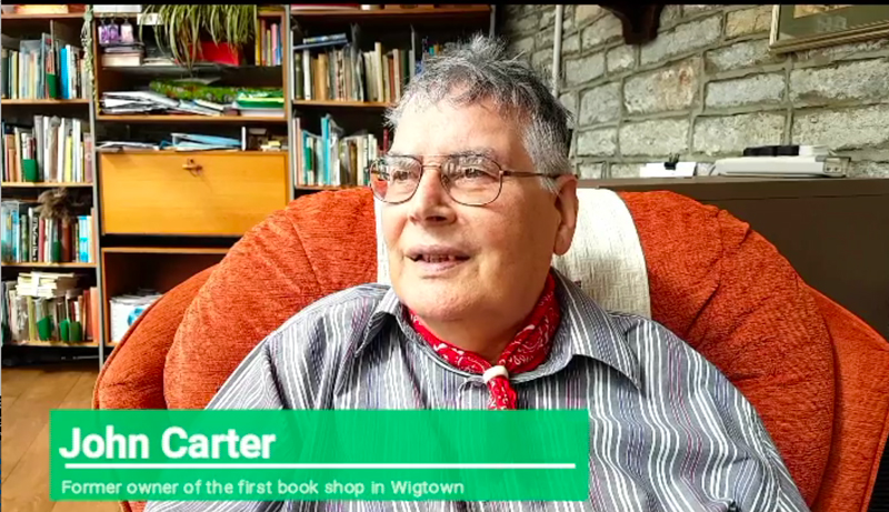 John Carter Booktown Interview