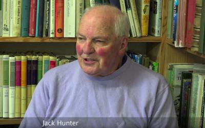 Jack Hunter, historian